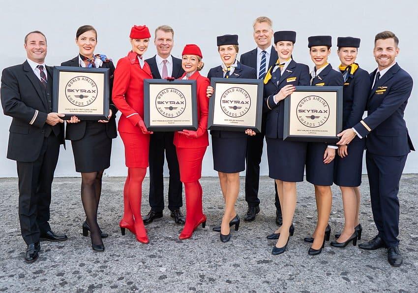 Lufthansa Beste Airline Europas