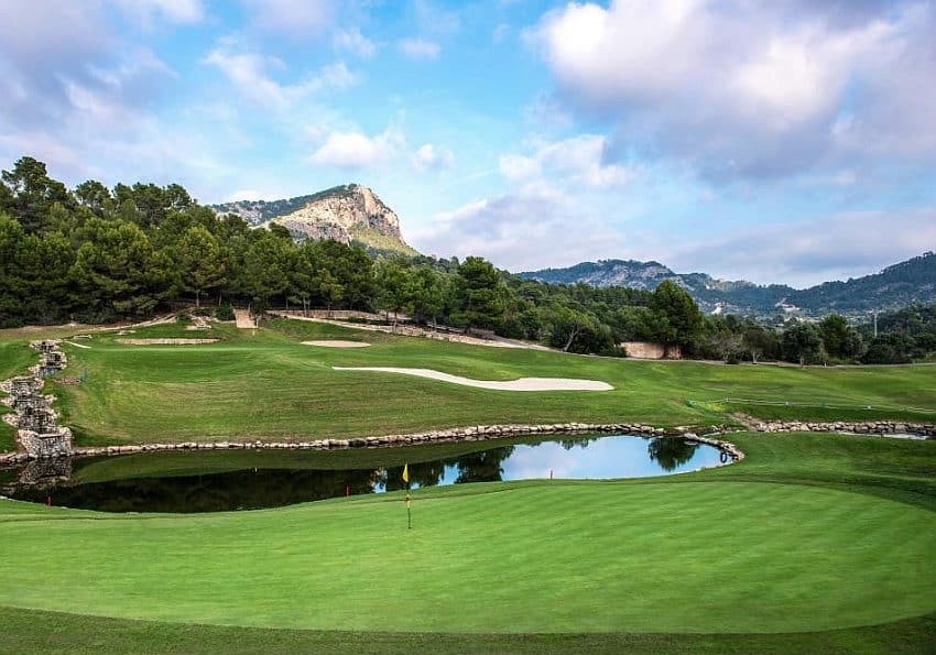 Mallorca Steigenberger Golf