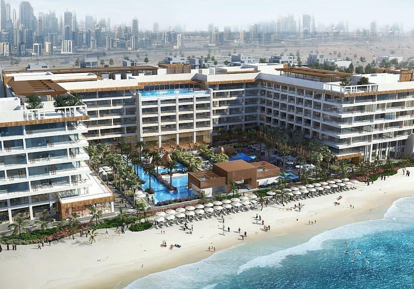 Mandarin Oriental Jumeira Dubai Exterior