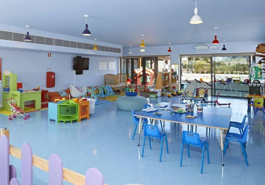 Martinhal Kids Club Raposinhos Interior