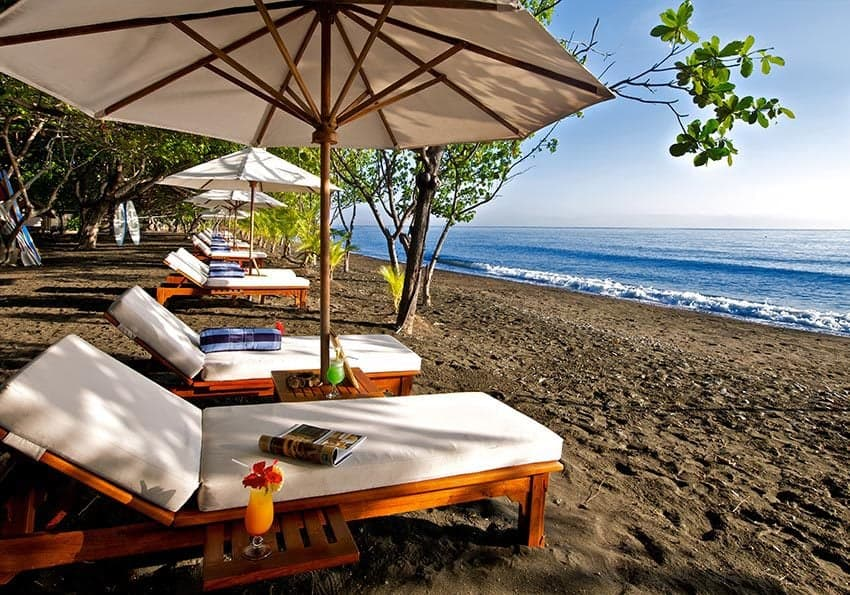 Strand - Matahari Beach Resort