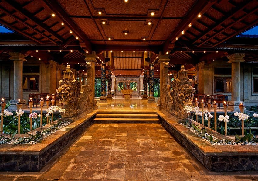 Matahari Beach Resort - Lobby