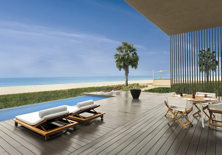 Oberoi Ajman Al Zorah Meerblick Villa