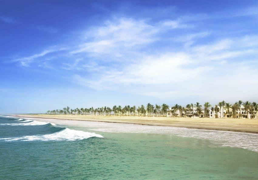 Oman Salalah Rotana Beach