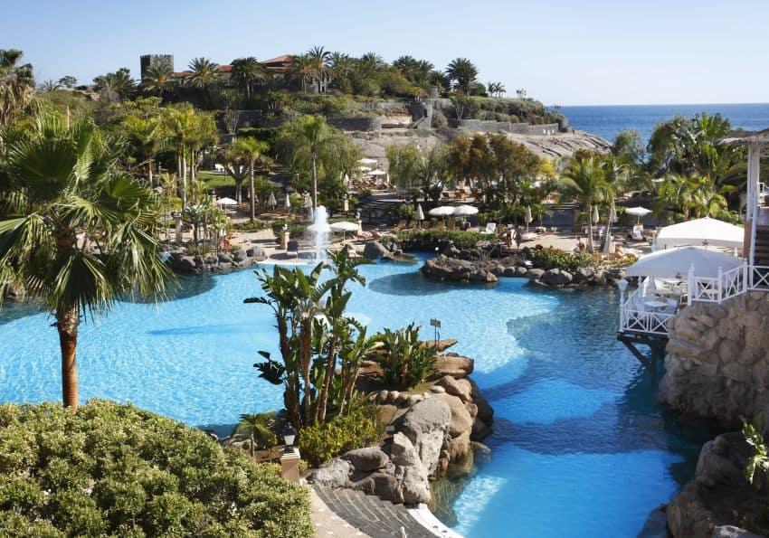 Piscina Gran Hotel Bahía Del Duque Kopie