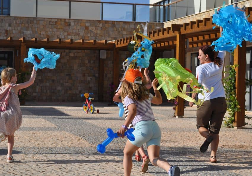Portugal Martinhal Martinhal Village Square Kids Fun