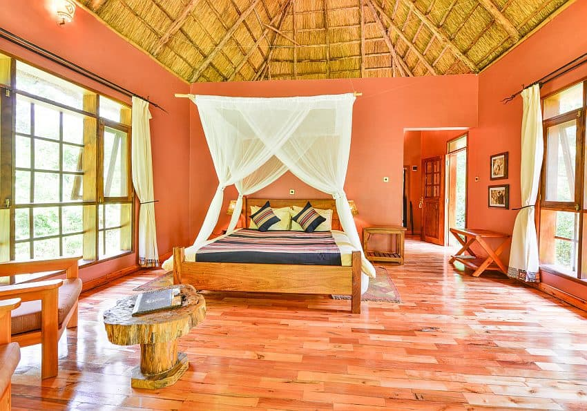 Kibale Luxury Cottage Double