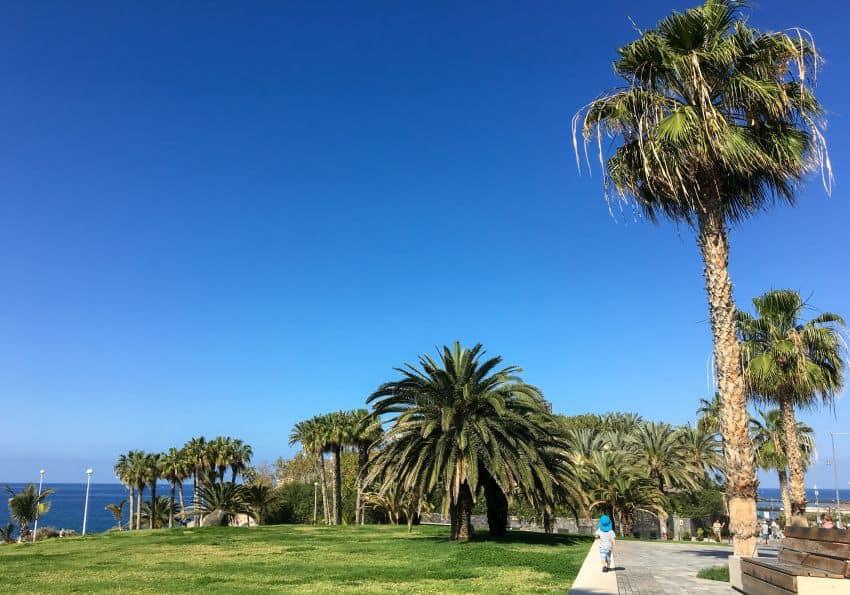 Promenade Henri