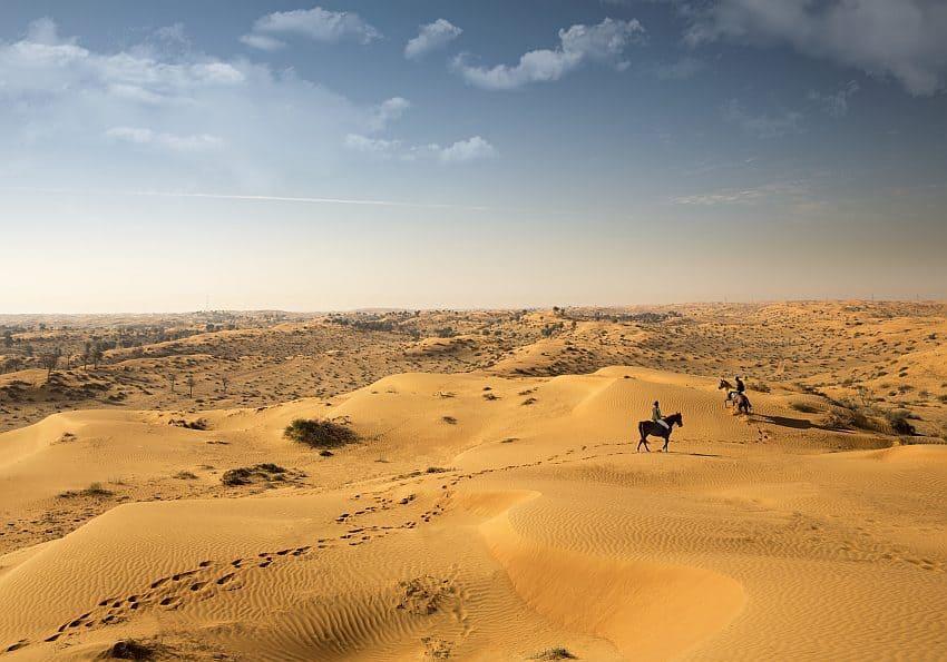 Rak Wüste