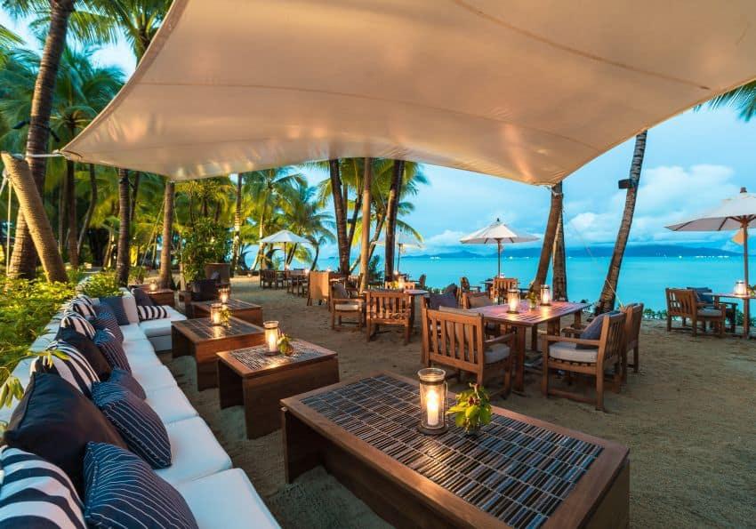 Santiburi Koh Samui Restaurant Beachhouse