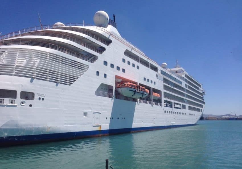 Silver Sea Schiff