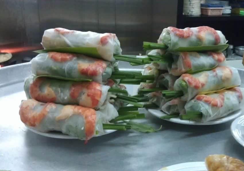 Sommerrollen Vietnam