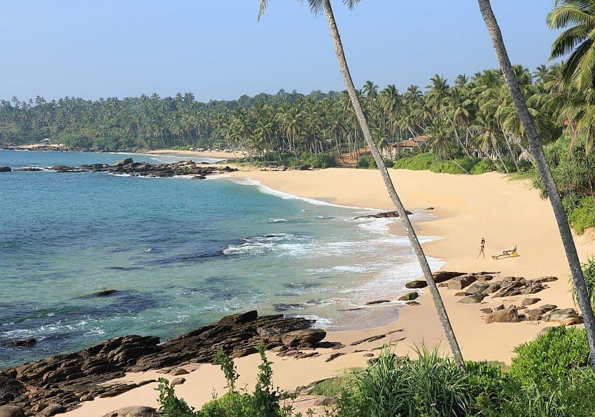 Anantara Peace Haven Tangalle EWTC Strand Sri Lanka