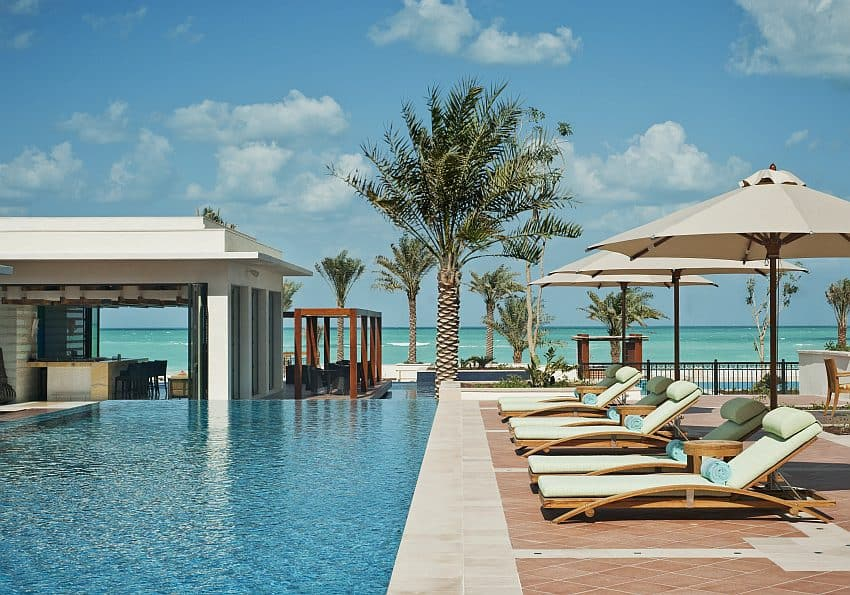 EWTC Inforeise Hotel Highlight St. Regis Saadiyat Island Abu Dhabi