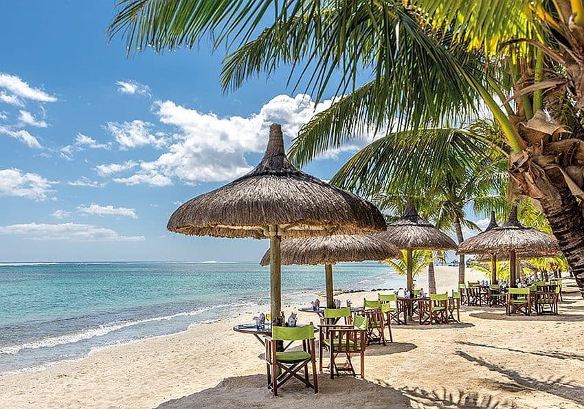 Mauritius Strand Beachcomber Dinarobin