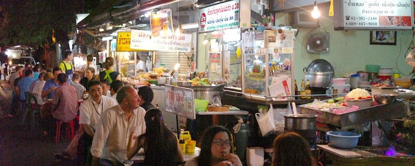 Street Food Weltweit