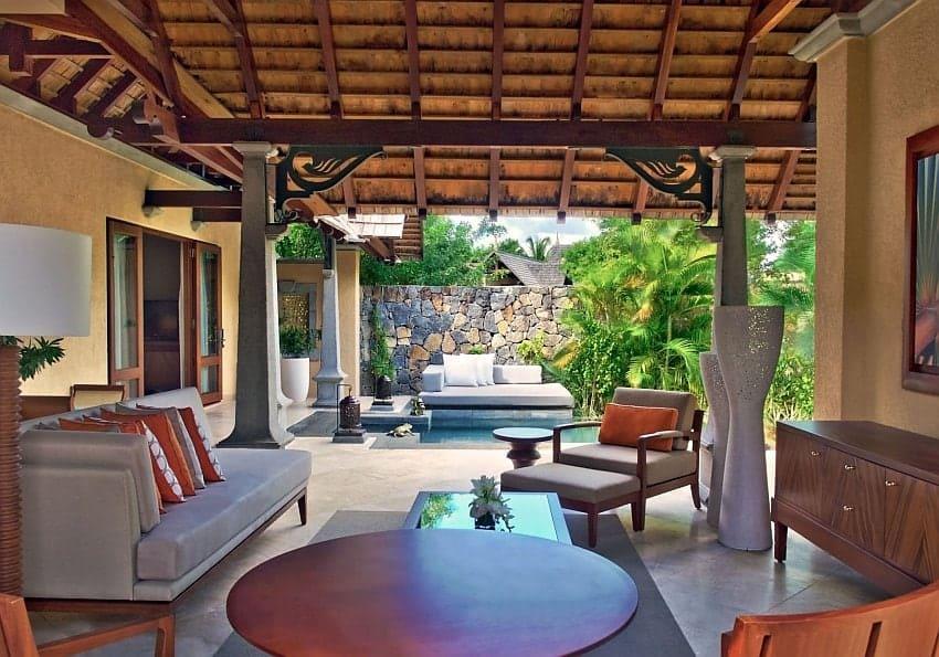 Terrasse maradiva Villas