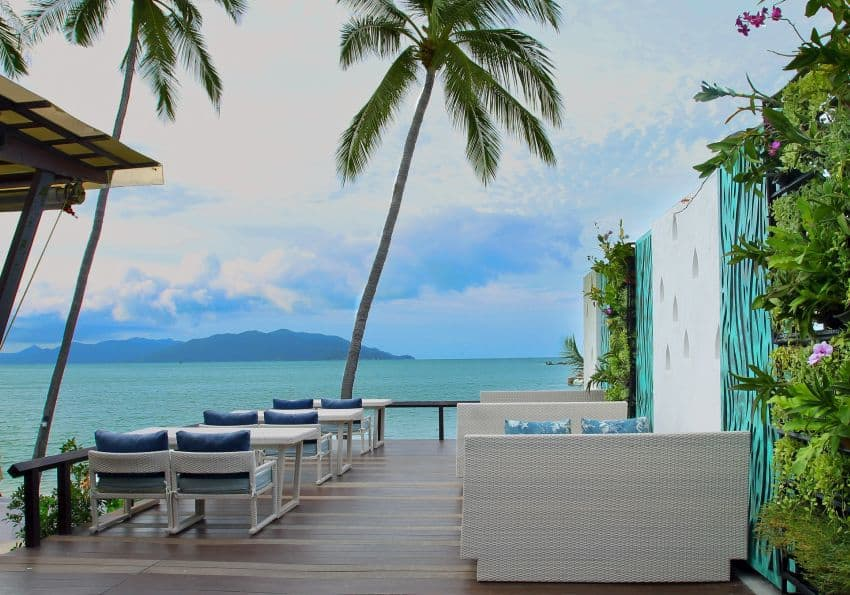 Thailand Koh Samui Melati The View Restaurant