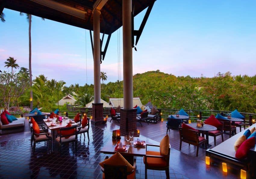 Thailand Melati Beach Resort Spa Kan Sak Thong Restaurant