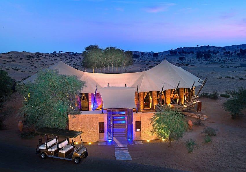 The Ritz Carlton Al Wadi Desert Exterior Al Sahari
