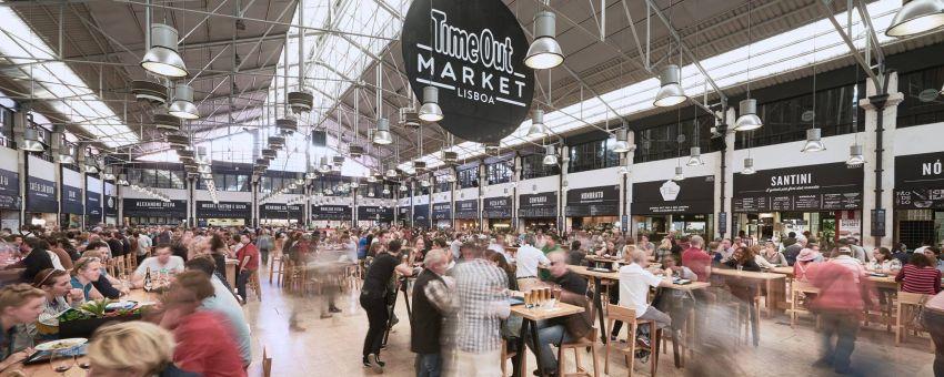 Time Out Market Lisboa Header