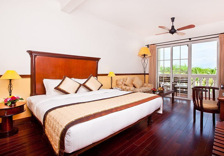VCT Deluxe Room