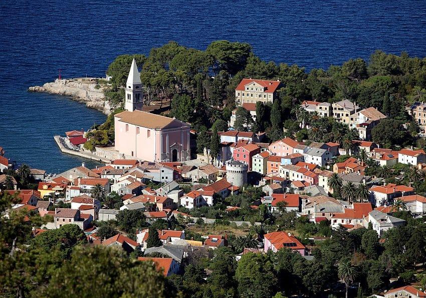 Kroatien Lošinj