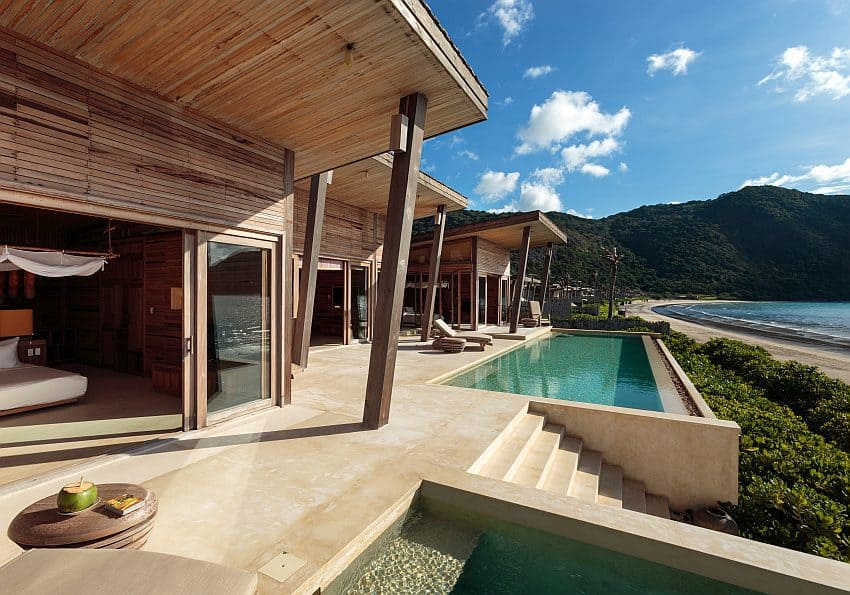 Six Senses Con Dao Villa mit Pool