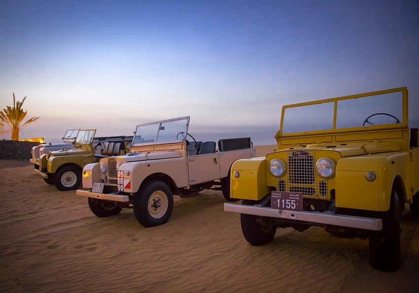 EWTC Blog Land Rover Safari