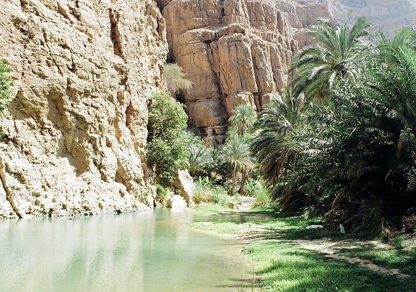 Wadi Shaab