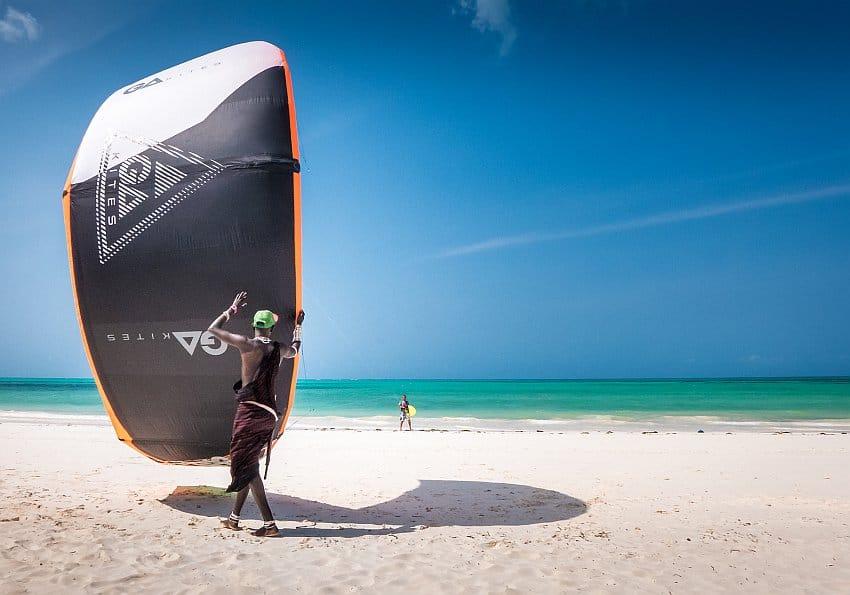 Kitesurfen Sansibar