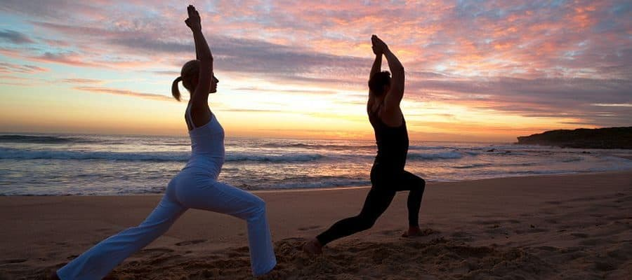 Yoga Martinhal Algarve