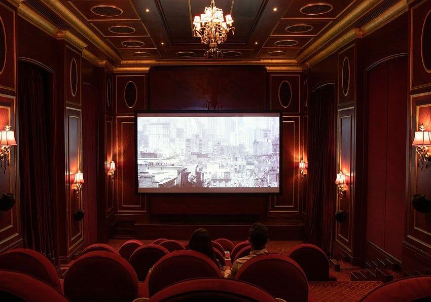 Kinosaal Zabeel Saray
