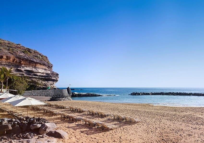 Im Herbst Urlaub an den Abama Beach
