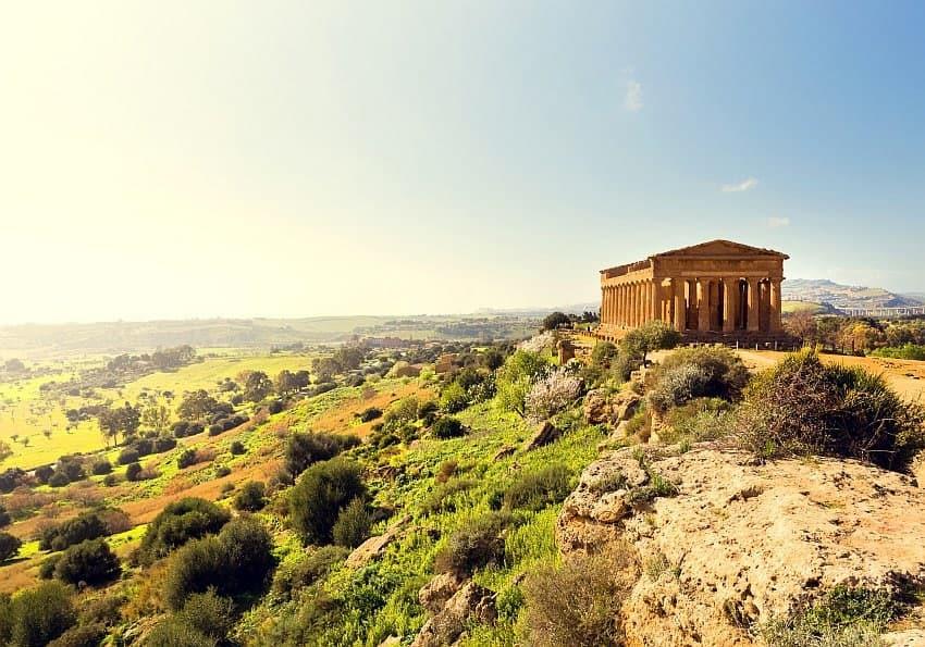 Agrigent Sizilien