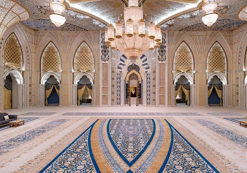 Al Barza Majlis © Qasr Al Watan