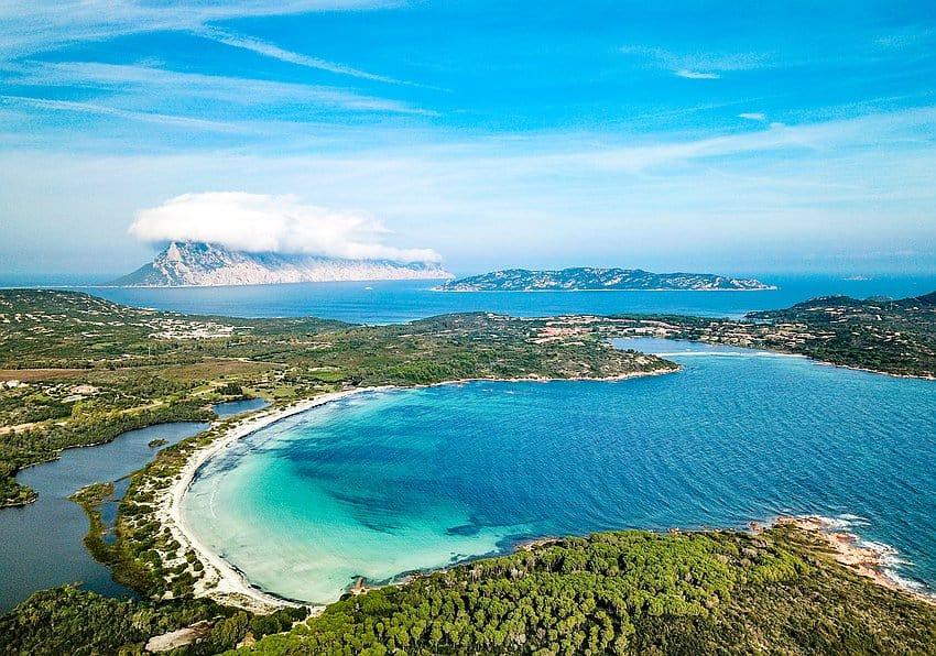 Cala Brandinchi Sardinien