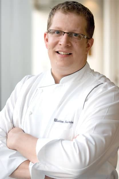 Christian Gradnitzer - Corporate Culinary Director