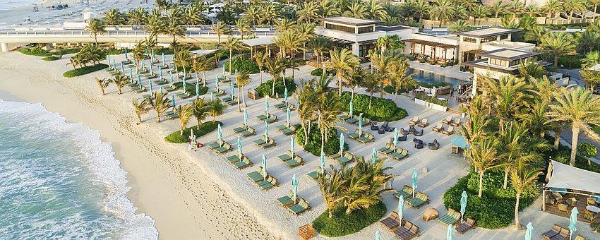 Dubai Reisebereicht Header