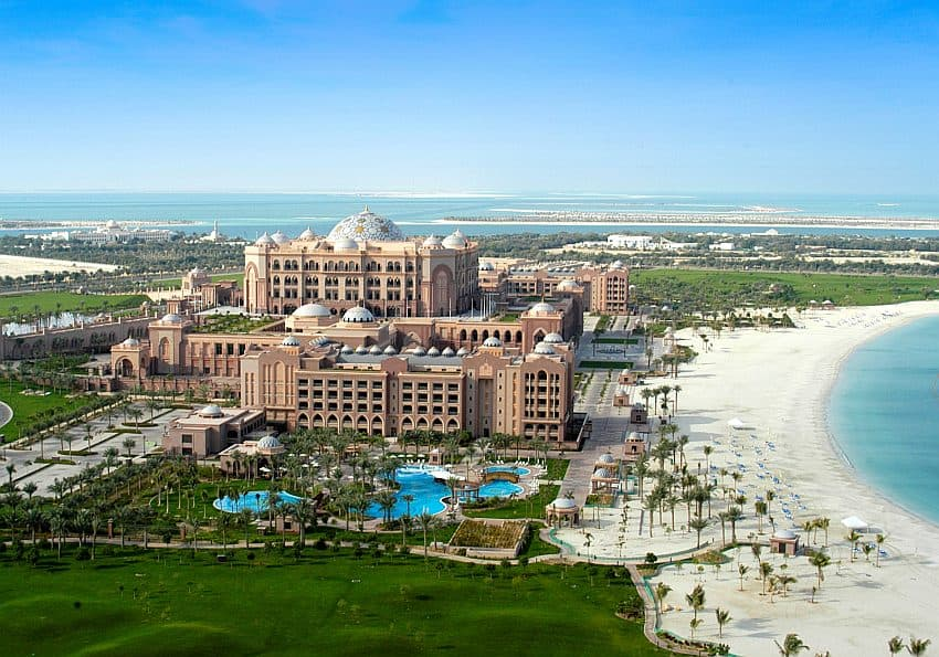 Emirates Palace Blog