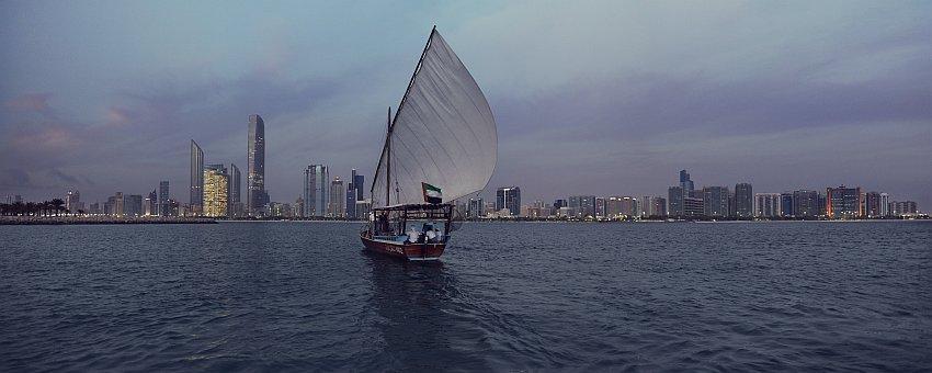 Dhow Corniche Abu Dhabi