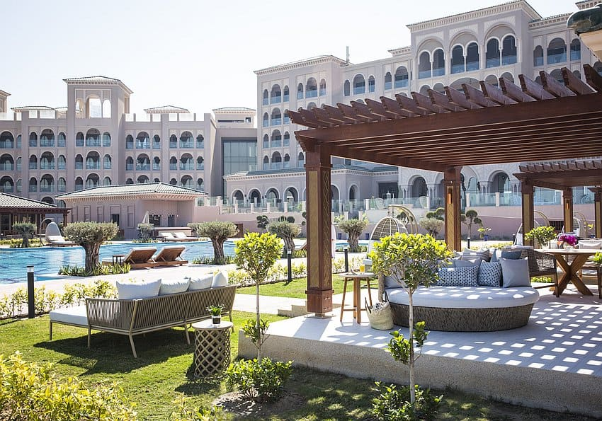 Jumeirah Royal Saray Outdoor Pool Cabana