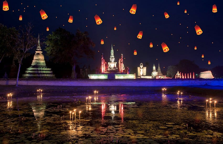 Krathong Sukhothai