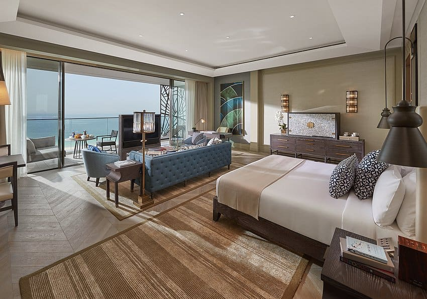 Mandrin Oriental Dubai