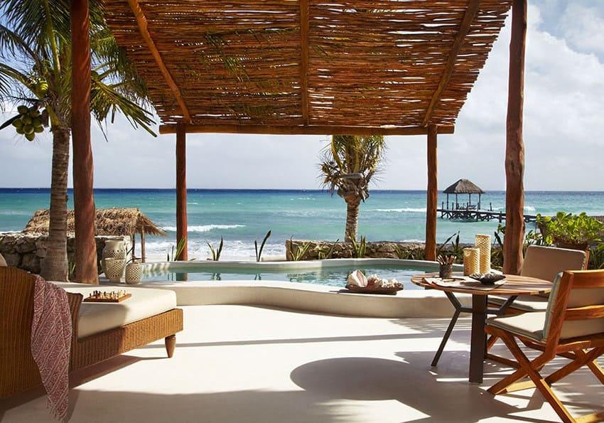 Die kältesten Tage in Deutschland sind in Mexiko die schönsten: Viceroy Riviera Maya