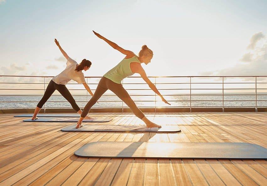 Ms Europa Yoga