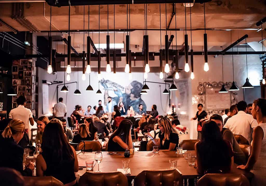 Oberoi Matto italienisches Restaurant