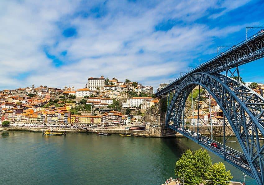Ponte Dom Luis Porto