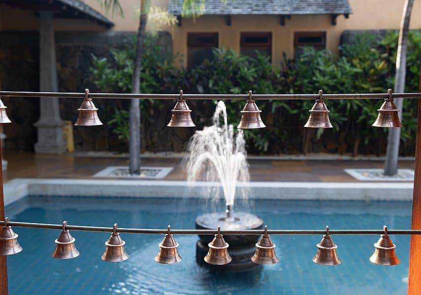 Pool Glocken
