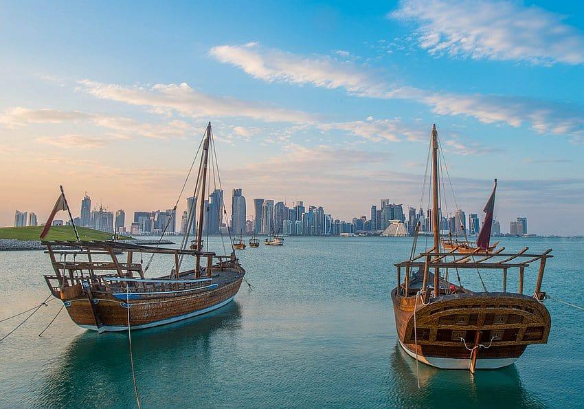 qatar corona